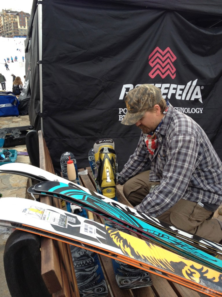 cody smith rottefella ntn demo tour